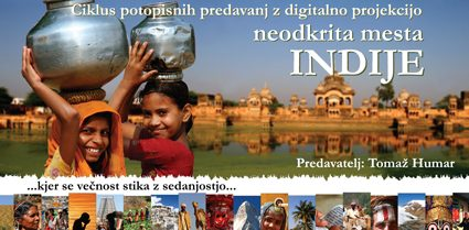 Neodkriti kraji Indije: Radžastan
