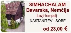 Simhachalam na Bavarskem nastanitve 2014