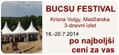 Bucsu festival, 18.-20.7.2014