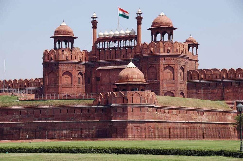Delhi_red fort