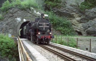 Muzejski vlak – Bohinjska proga in Goriška brda