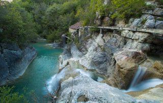 7 slapov Mirne v Istri