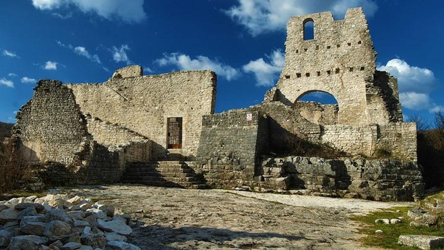 Stari istrski gradovi – trdnjave